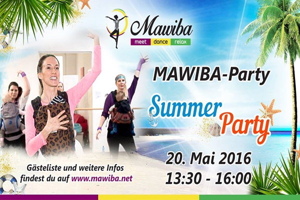 Mawiba-Party Summer Party
